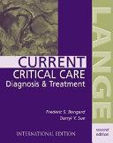 Current Critical Care Diagnosis   Treatment