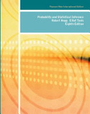 Probability and Statistical Inference: Pearson New International Edition