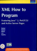 Xml  How To Program  With Cd