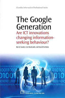 The Google Generation