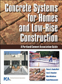 Concrete Systems For Homes And Low Rise Construction