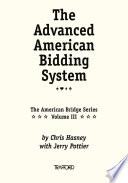 The Advanced American Bidding System