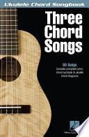 Three Chord Songs  Songbook