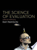 The Science of Evaluation