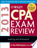 Wiley CPA Exam Review 2013  Auditing and Attestation