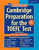 Cambridge Preparation for the TOEFL Test  Fourth Edition  Book with Online Practice Tests