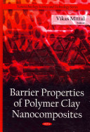Barrier Properties Of Polymer Clay Nanocomposites book
