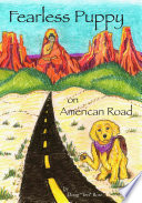 Fearless Puppy on American Road