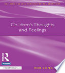 Children s Thoughts and Feelings