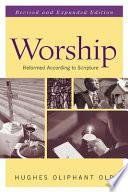 Ebook Worship Epub Hughes Oliphant Old Apps Read Mobile