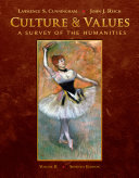Culture and Values: A Survey of the Humanities