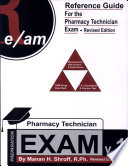 Reference Guide For PharmacyTechnician Exam  PTCE