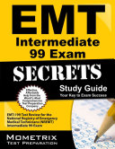 EMT Intermediate 99 Exam Secrets Study Guide