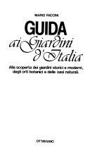Guida ai giardini d Italia