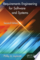 Requirements Engineering for Software and Systems  Second Edition