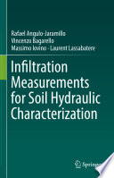 Infiltration Measurements for Soil Hydraulic Characterization