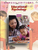 Annual Editions  Educational Psychology