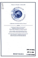The Journal of Environment   Development