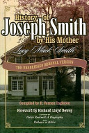 History Of Joseph Smith By His Mother book
