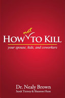download ebook how not to kill pdf epub