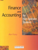 Finance and Accounting for Non specialist Students