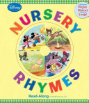 Disney Nursery Rhymes Read Along Storybook and CD