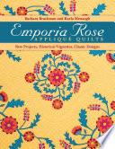 Emporia Rose Appliqu   Quilts