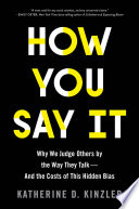 How You Say It Book PDF
