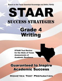 STAAR Success Strategies Grade 4 Writing Study Guide
