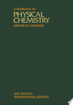 A Textbook of Physical Chemistry - ISBN:9780323140706