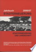 Jahrbuch Stadterneuerung 2006 2007