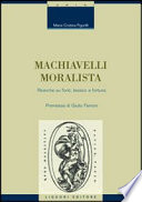 Machiavelli moralista