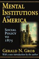 download ebook mental institutions in america pdf epub