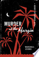 Murder at the Margin So It Seemed But For Distinguished Harvard