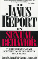 The Janus Report on Sexual Behavior