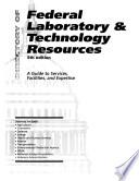 Directory Of Federal Laboratory And Technology Resources book