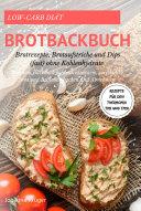 Low Carb Brot und Br  tchen Rezepte f  r den Thermomix TM5 und TM31 Brotbackbuch f  r Brotrezepte
