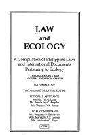 Law and ecology