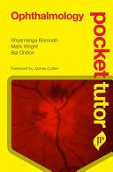Pocket Tutor Ophthalmology
