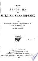 The Tragedies of William Shakespeare