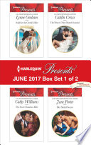 Harlequin Presents June 2017   Box Set 1 of 2