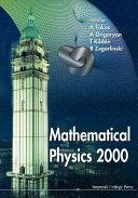 Mathematical Physics 2000
