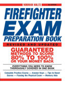 Norman Hall s Firefighter Exam Preparation Book