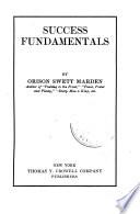 Success Fundamentals