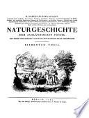 Allgemeine Naturgeschichte der Fische: Plates