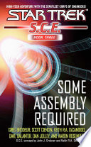 SCE Omnibus Book 3: Some Assembly Required : through an interdimensional gateway? need...