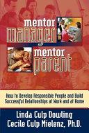 Mentor Manager  Mentor Parent