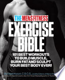 The Men s Fitness Exercise Bible