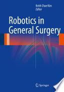 Robotics In General Surgery