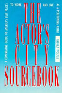 The Actor s city sourcebook